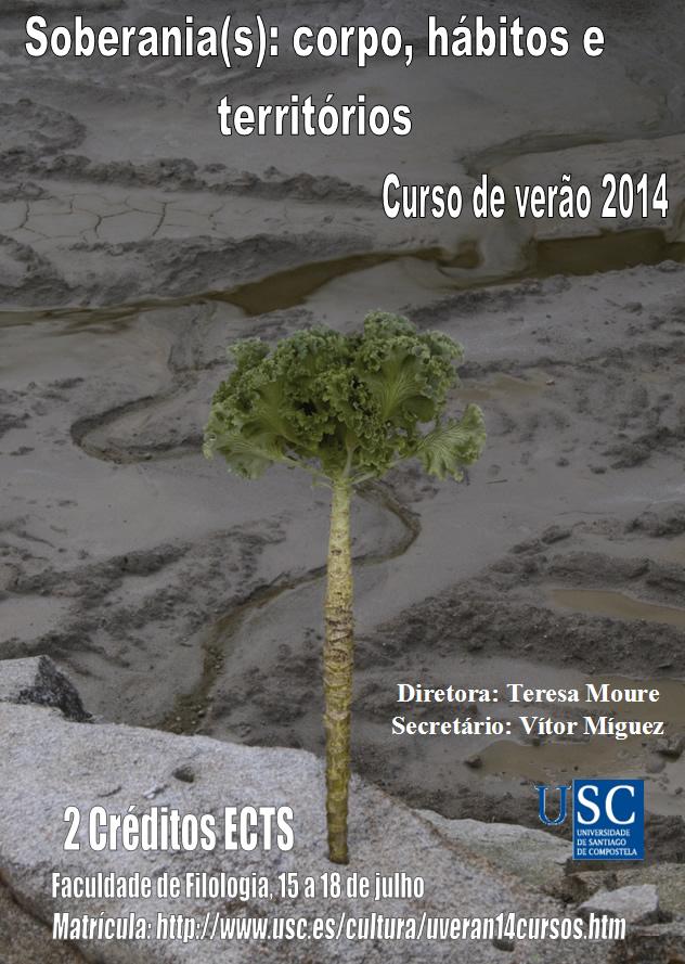 Curso de verão 2014 (USC)