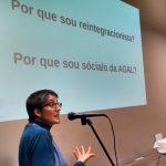 Susana, manifestando-se