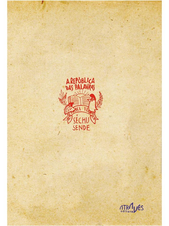 Capa de 'A República das Palavras'