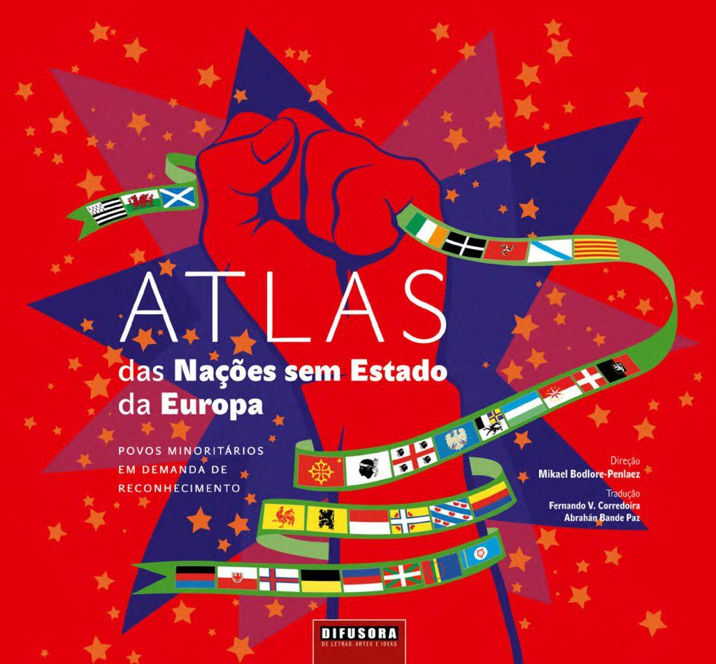 Capa do Atlas das Nações sem Estado da Europa_2015