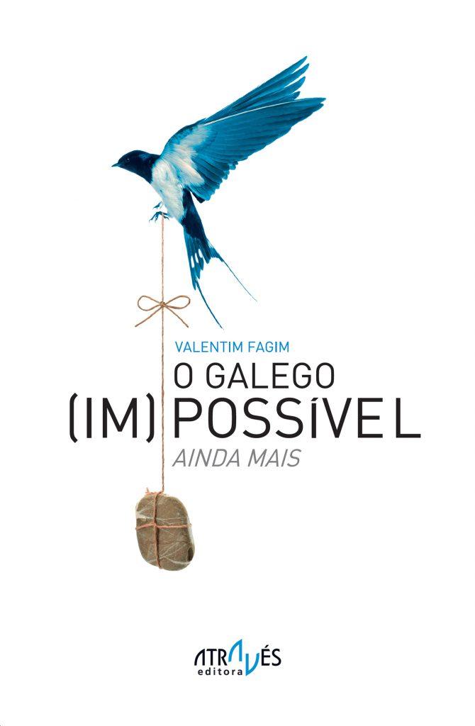 Capa de 'O galego (im)possível. Ainda mais'