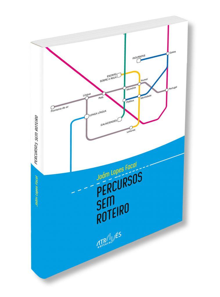 Percursos sem roteiro (capa)
