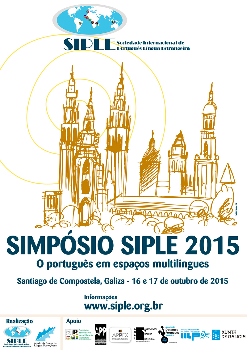 Cartaz do Simpósio SIPLE 2015