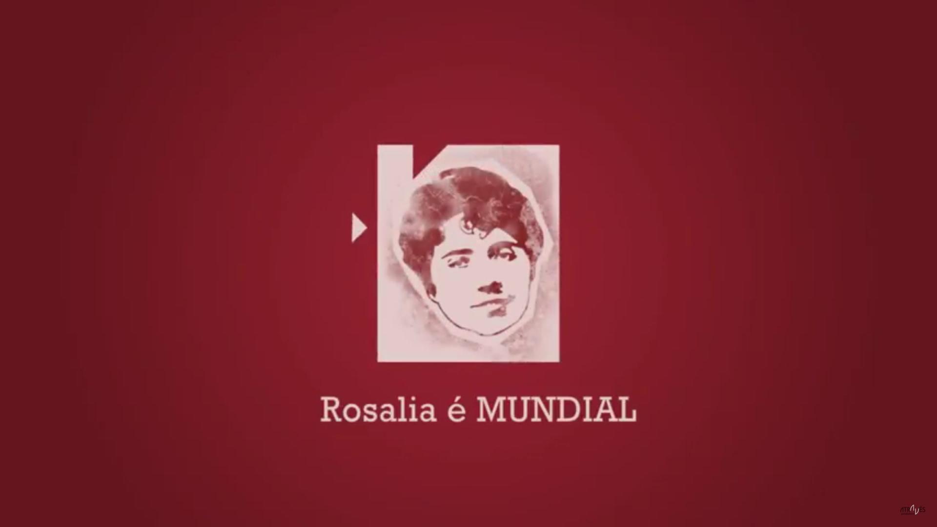 Rosalia é Mundial