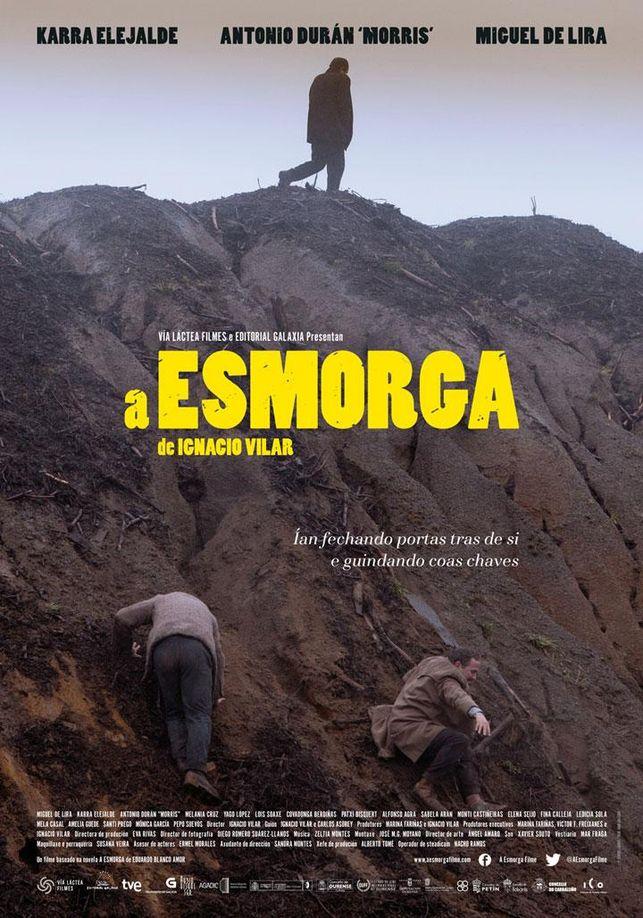 CINEMA GALEGO A Esmorga Cartaz1