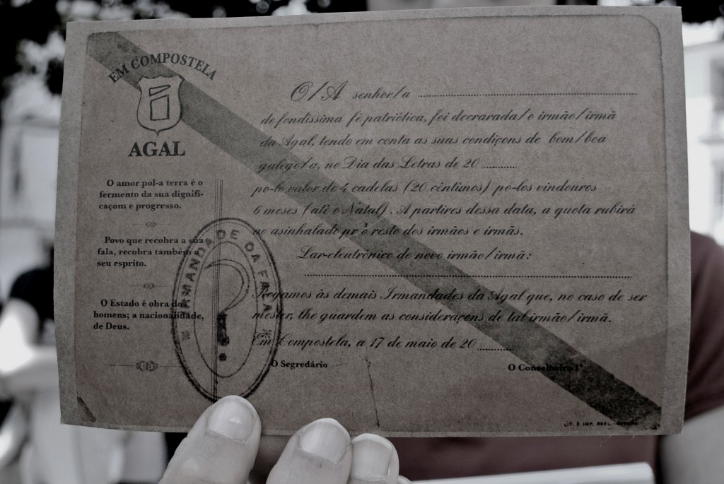 Irmandades AGAL 222