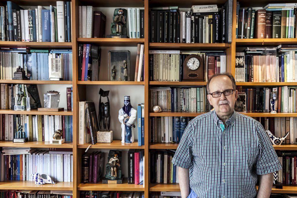 Agustín Fernández Paz | Foto: Distrito Xermar (2013); Arquivo AELG