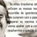 Darcy Ribeiro Frase Sobre A Educação Portal Galego Da Língua Pglgal