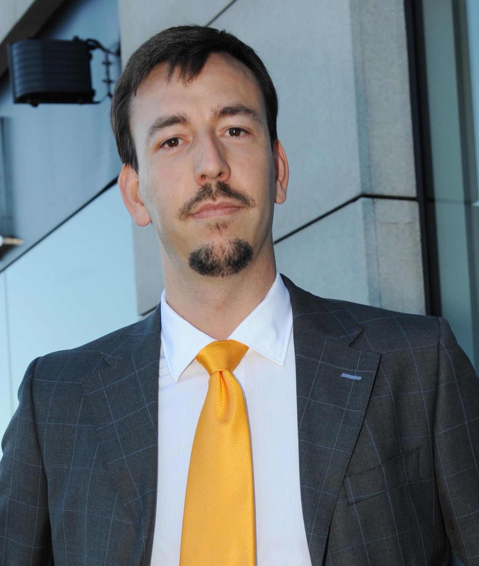Carlos Vázquez Padin, foto, Xornal de Galicia
