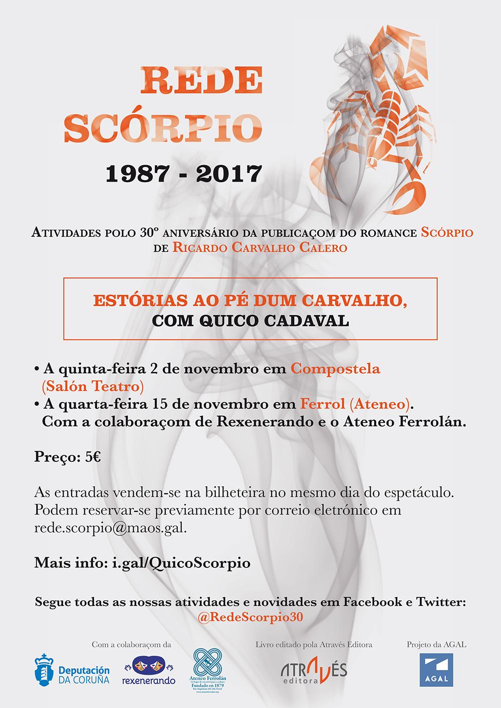 Scórpio (Cartaz)