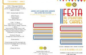 Lançamento de 'O teu corpo a oriente e ocidente' em Chaves @ II Festa da Literatura de Chaves | Vila Real | Portugal