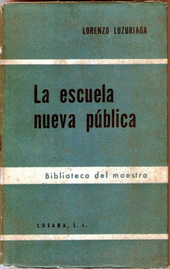 lorenzo-luzuriaga-livro-a-escola-nova-publica