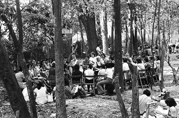 Trabalho de grupo escola-d´estiu de 1968