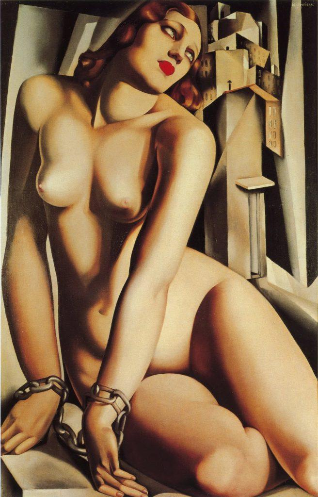 2º. Andrómeda. 1929.