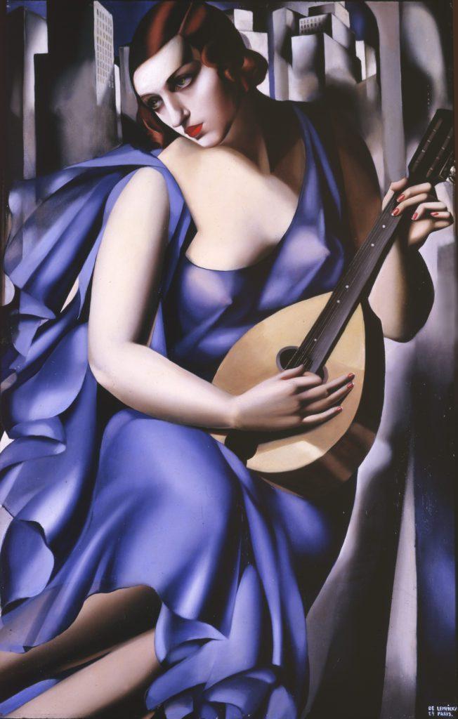 3º. A música. 1929.