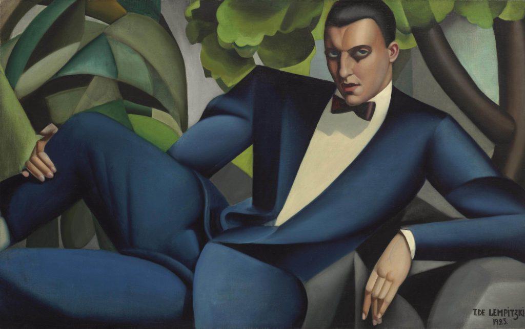 4º. Retrato do Marqués d´Afflito. 1925.