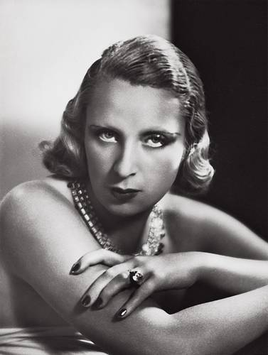 Tamara de Lempicka. 1934-1937