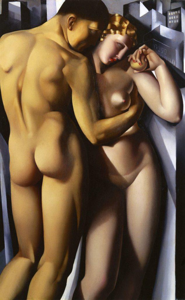 7º. Adão e Eva. 1931.