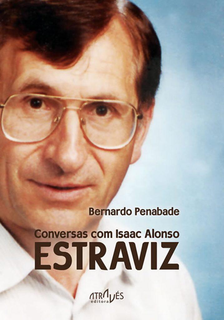 Conversas com Isaac Alonso Estraviz (capa)