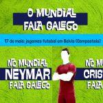O Mundial Fala Galego - jogo em Belvis
