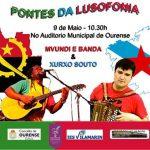 cartaz- Pontes da Lusofonia