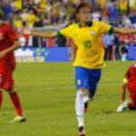 jogo de futebol - portugal e brasil