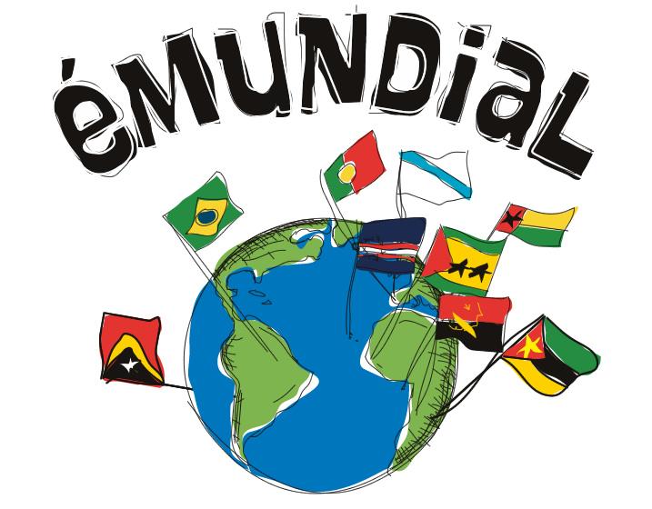 éMundial 2014 - ilustraçom