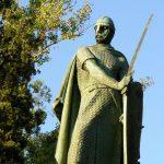 Estátua de Afonso Henriques (Guimarães, Portugal)