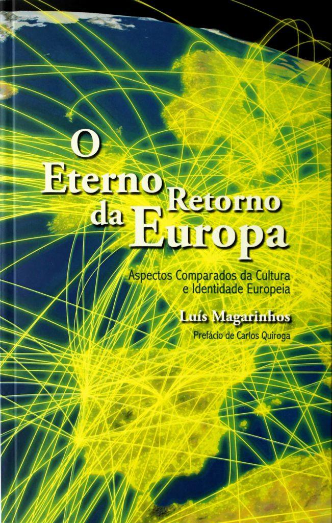 O eterno retorno da Europa (capa)