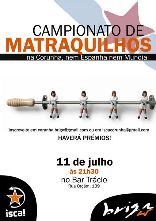 Campeonato Matraquilhos - Corunha 2014