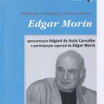 Edgar Morin Capa DVD