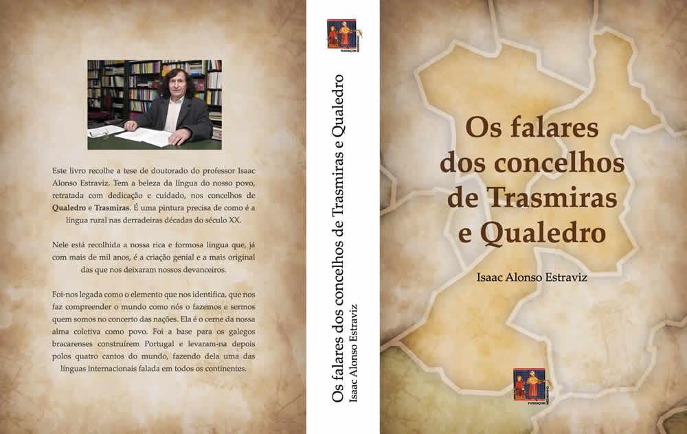 Os falares dos concelhos de Trasmiras e Qualedro (capa)