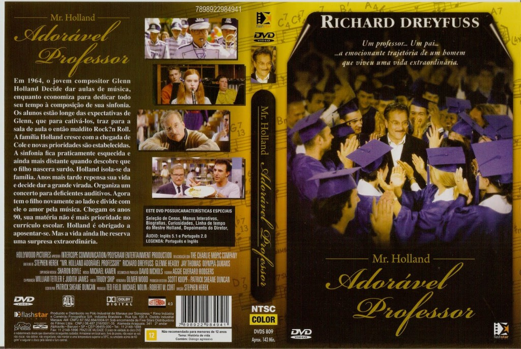 Adoravel Professor Capa DVD1