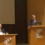 Intervenção de Valentín García Gómez na conferência 'Perspetivas da Língua Portuguesa'