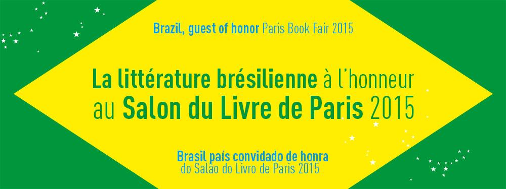 Brasil no salão de Paris