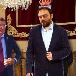 Reuniom entre os presidentes da Junta e da AGAL