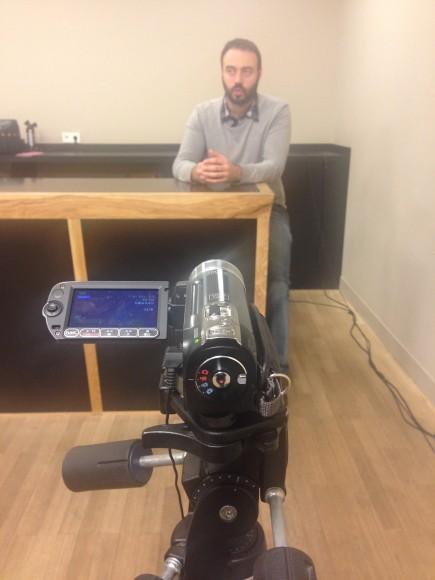 Miguel Penas é um dos entrevistados para o documentário