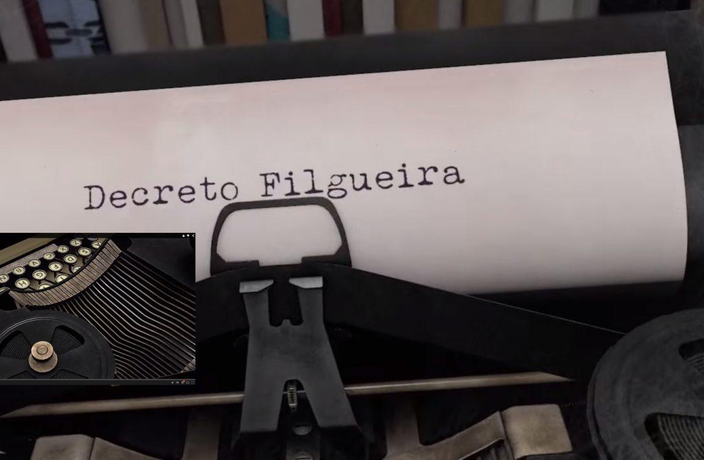 Decreto Filgueira 1