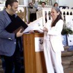 Mário Herrero recolhe o Prémio Glória de Sant'Anna 2015