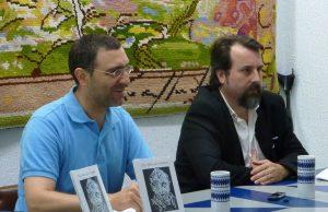 Vítor Lourenço e Artur Alonso Novelhe
