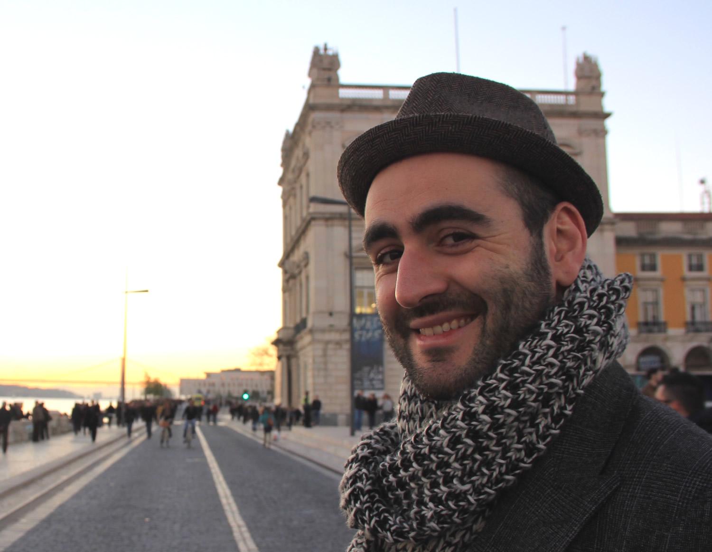 Ângelo Merayo (foto Alex Azevedo)