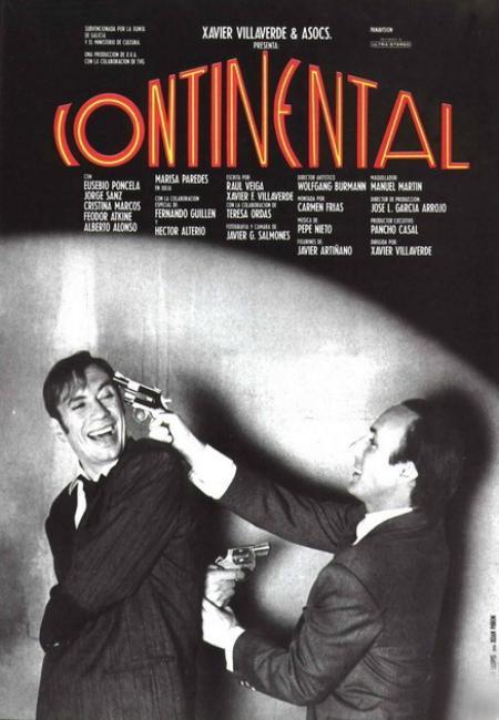 CINEMA GALEGO Continental Cartaz