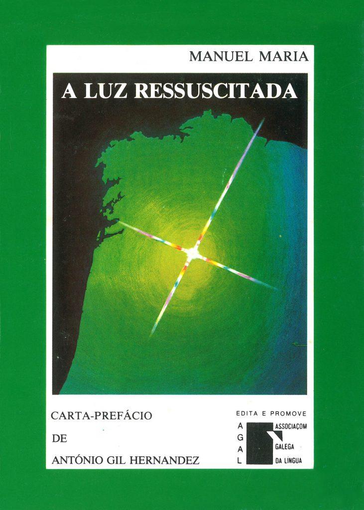 Capa original de 'A luz ressuscitada'