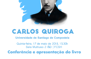 Lançamento de 'Raízes de Pessoa na Galiza' em Lisboa @ FCSH - Universidade Nova de Lisboa | Lisboa | Portugal