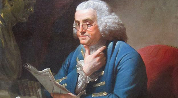 benjamin_franklin_with_bust_of_isaac_newton_by_david_martin-1767