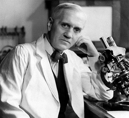 Erfinder Penicillin