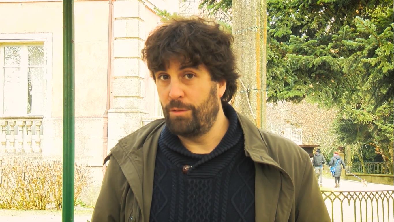 Eduardo Maragoto Nós Televisión