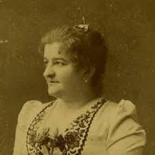 Emilia Pardo Bazán jovem