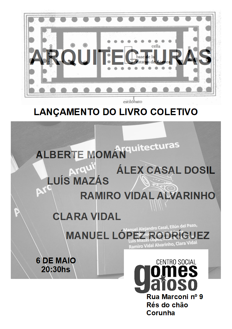 cartaz arquitecturas