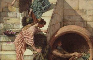 Diogenes | John Waterhouse